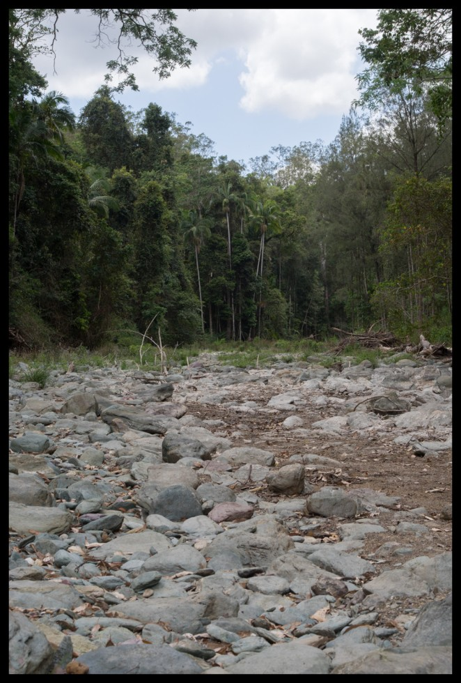 Dry Booloumba Creek